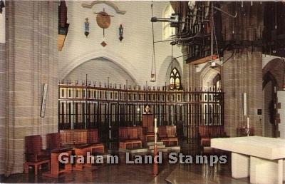 Postcard - Blackburn Cathedral