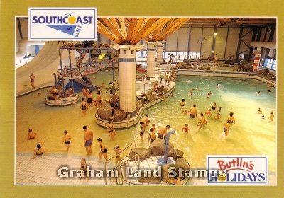 Postcard - Butlin's Southcoast World, Bognor Regis