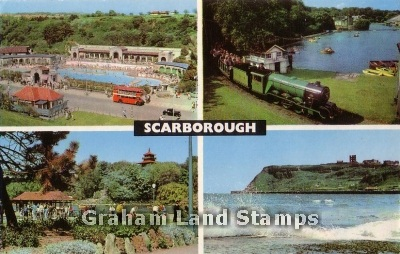 Postcard - Scarborough Multiview