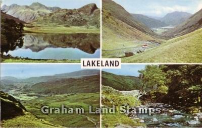 Postcard - Lakeland Multiview