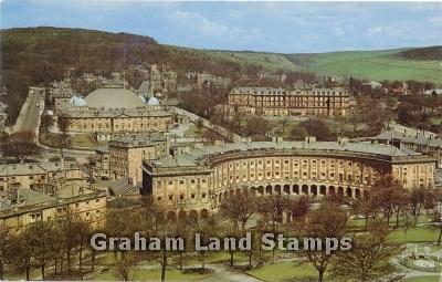 Postcard - Buxton, Derbyshire