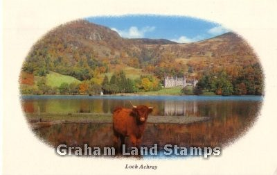 Postcard - Loch Achray