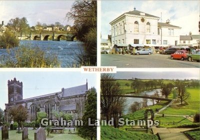 Postcard - Wetherby Multiview