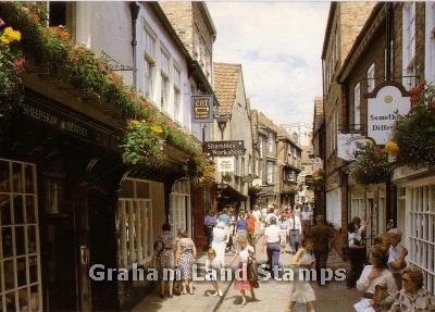 Postcard - The Shambles, York