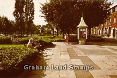 Postcard - Parkway, Welwyn Garden City