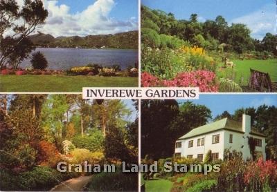 Postcard - Inverewe Gardens