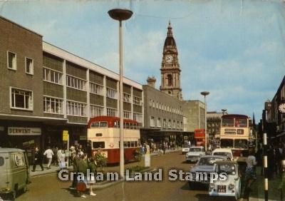 Postcard - Newport Street, Bolton