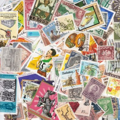 Packet - 100 Stamps from 100 Countries