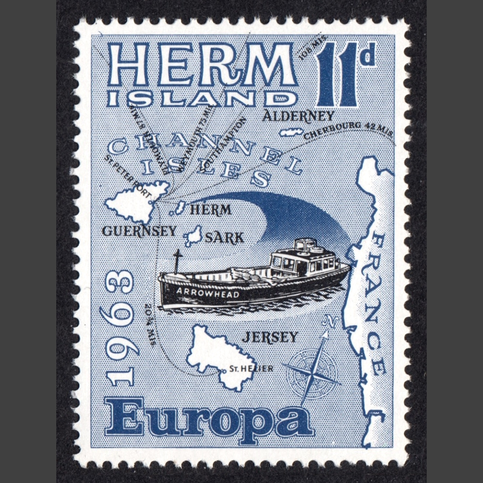 Herm Island Stamps For Sale