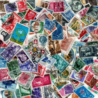 Italy - 100 Different Used Stamps, Mostly Older - Lot 1