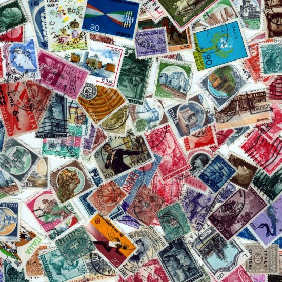 Italy - 100 Different Used Stamps, Mostly Older - Lot 2