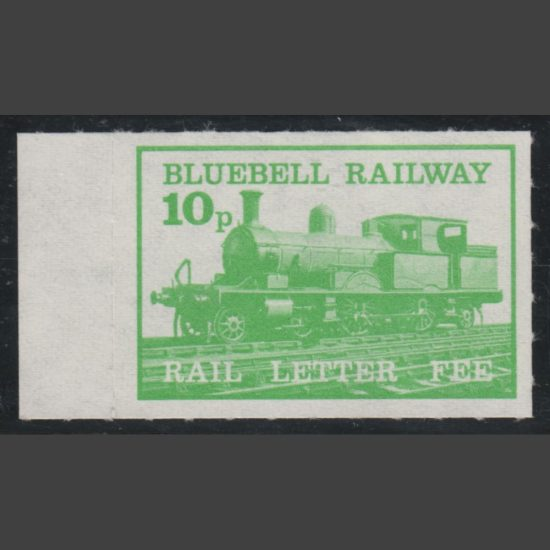Bluebell Railway 1975 10p Definitive (U/M)