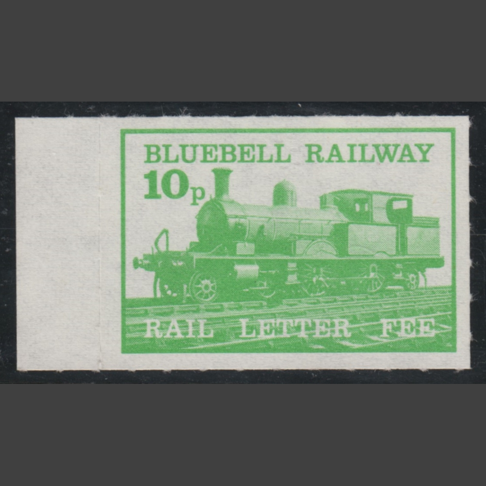 Bluebell Railway 1975 10p Definitive (U/M)