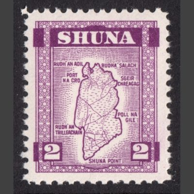 Shuna 1949 2d Map Definitive (U/M)