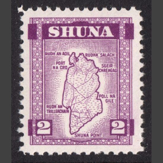 Shuna 1949 2d Map Definitive (U/M)