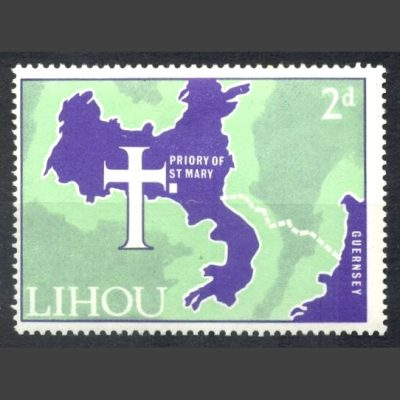 Lihou 1966 2d Youth Project Stamp (U/M)