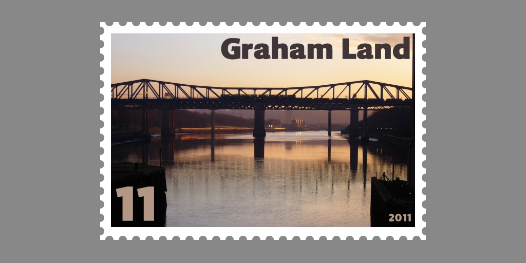 2011 Graham Land Cinderella stamp issue