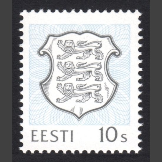 Estonia 1993 10s Definitive (SG 194, U/M)