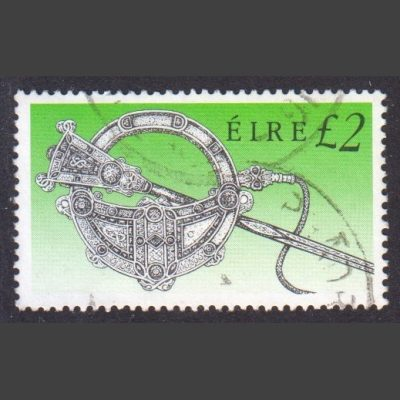 Ireland 1990 £2 Irish Heritage Definitive (SG 764, Good Used)