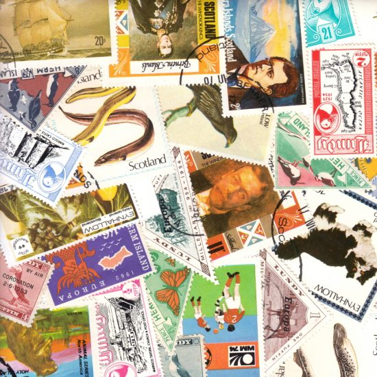 GB Offshore Islands Surprise Packet - 25 Different Lundy, Eynhallow, Bernera, Herm (CTO and M/M)