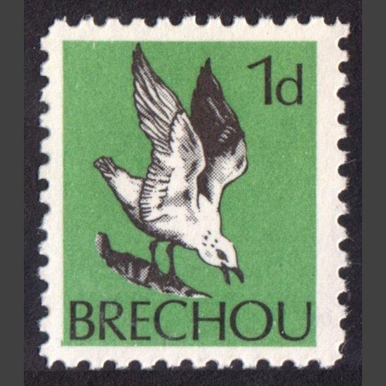 Brecqhou (Brechou) 1969 1d Definitive (U/M)
