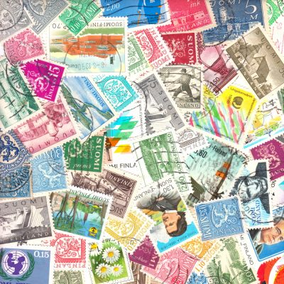 Finland - Collection of 50 Different Stamps