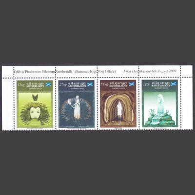Summer Isles 2009 Tales of Tanera (4v, 15sg to 1PS, U/M)