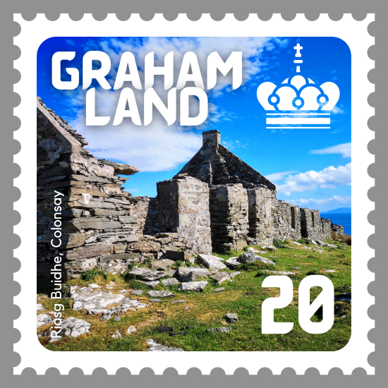Graham Land Stamps